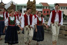 Traditional dress of the Czech Republic is truly the legacy of the Bohemian and Moravian cultures. Image by donald judge