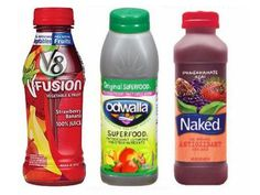 Are Store-Bought Juice Blends Healthy?