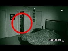 This video shows the paranormal activity that is occurring in my house. Several paranormal investigators contacted me and suggested I record the bedroom to see if any of the ghost activity could be recorded on tape. This is the first tape of that was recorded. You can see the ghost girl at the edge of the bed and it looks like the falling lamp p...