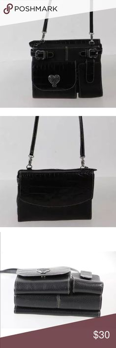 Black Crossbody and wallet all in one! Black Crossbody and wallet all in one! crossbody and wallet all in one Bags Crossbody Bags