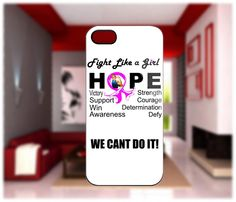 Breast Cancer Rosie The Riveter Case For IPhone 5, IPhone 4/4S, Samsung Galaxy S2, Samsung Galaxy S3 Hard Case
