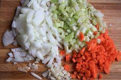 carrots celery onion garlic