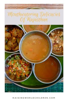 Foods Famous in Rajasthan, India www.raisngworldchildren.com Rajasthan   India   food   Indian