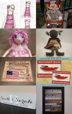 OFG's Summer Celebration by Lois Ling on Etsy--Pinned with TreasuryPin.com