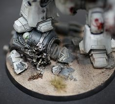 The Horus Heresy, Imperial Knight, Space Wolves, Paint Schemes, Warhammer 40k, Book Art, Miniatures, War Hammer, Knights
