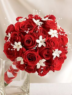 pink and red rose bouquet - Google Search