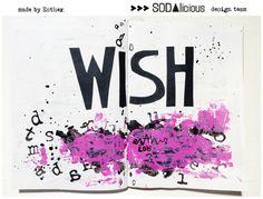 SODAlicious Art Journal Challenge, Journal Art, Art Journals, Baroque Art, Journal Inspiration, Wish, Journaling, Scrapbooking, Challenges