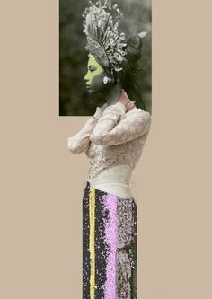 Sinead Leonard's Digital Collages