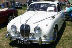 1962 Jaguar Mark II Saloon