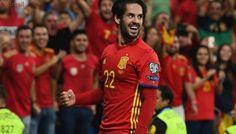 Veja os gols da rodada | Espanha bate Itália e final da Primeira Liga é definida