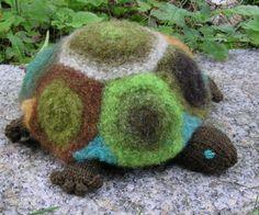 Pond Turtle- love this!