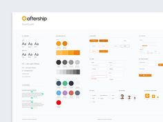 UI Style guide by Cupi Wong - Dribbble