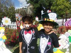 March hare & Mad hatter :) :)