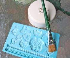 Making Your Own Furniture Ornamental Plaster Appliques . using plaster and cake decorating molds . how to make ornamental plaster furniture appliques . Plaster Crafts, Plaster Art, Plaster Molds, Furniture Repair, Furniture Making, Furniture Makeover, Diy Furniture, Repurposed Furniture, Industrial Furniture