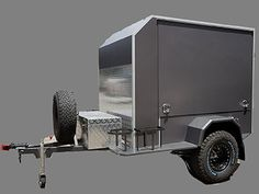 BlackBurn Trailers developed the EXTREME OFF Road Box and Camper TRAILER specifically for long-distance hauls and delivering superior quality trailers for a diverse range of private and commercial customers. Off Road Camper Trailer, Camper Trailers, Box Trailers For Sale, Superior Quality, Long Distance, Offroad, Commercial, Range, Cookers