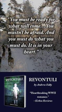 A little bit of Babi's wisdom, from Revontuli, by Andrew Eddy