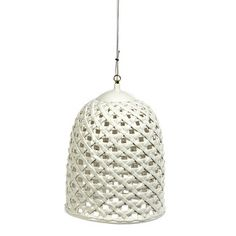 Pols Potten - Woven Hanging Lamp