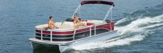 New 2013 - Harris FloteBote - Sunliner 240 Triton Boats