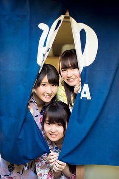 乃木坂46 井上小百合 伊藤万理華 中元日芽香 Nogizaka46 Inoue Sayuri Ito Marika Nakamoto Himeka