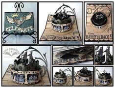 Bday Card 11 TH - Sizzix Pop-up Cake Die by Karen Burniston