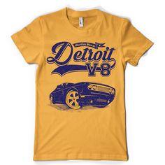 Detroit V8