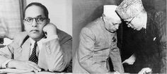Dr. Ambedkar denied drafting a separate constitution for J&K. Nehru and Sheikh signing the article.