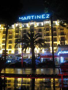 Hotel Martinez - Cannes - France