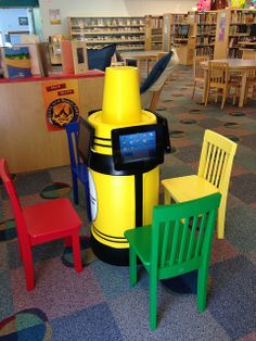 best ipad station and stand for kids www.crayonkiosk.com