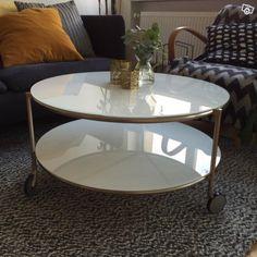 Strind Coffee Table 1 Soffbord Fr Ikea Bordet är I Fint Skick Inga Skavanker