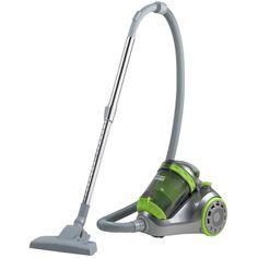 Bestron Dammsugare Ecosenzo 1200 W grön och grå ABL900SGE