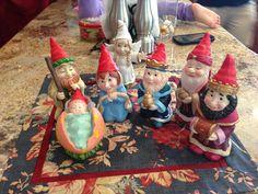 Nativity Gnomes