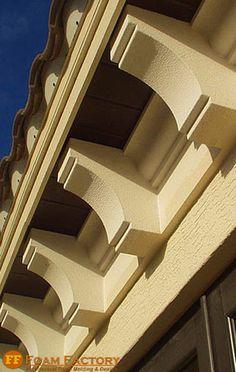 1000 images about moldings on pinterest plaster molds - Exterior decorative foam molding ...
