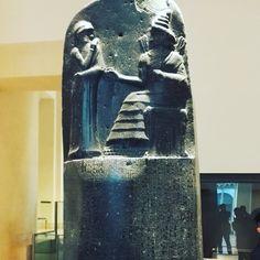Code de  Hammurabi #babylone #louvre
