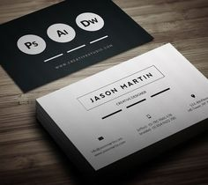 Super Flat Corporate Business Card | www.Graphicview.net |