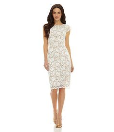 lace party dresses allen schwartz search