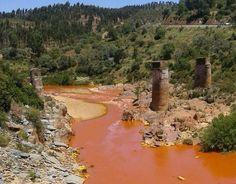 Minas abandonadas, contaminación asegurada&