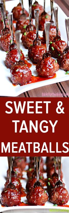 With only 3 ingredients these sweet & tangy balls make a quick and easy party appetizer. Your guests will love them!