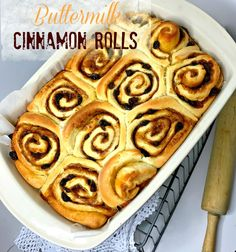 """We love buttermilk cinnamon rolls at our house and so here we go again! Last time we made them we sold them at our daughter's yard sale for her softball team and they were gone in less than an hour! This is something special! It just makes you think of home and your family when … Continue reading """"Buttermilk Cinnamon Rolls"""""""