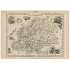 Gallery Greece with inset maps of Corfu and Stampalia, 1851 by R. Martin Graphic Art on Wrapped Canvas Size:Global Gallery Greece with inset maps of Corfu and Stampalia, 1851 by R. Martin Graphic Art on Wrapped Canvas Size: