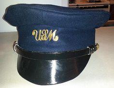 Marine pattern 1839 forage cap