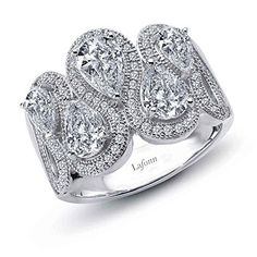 Lafonn Red Carpet Cubic Zirconia Ring 396 CTTW *** Read more  at the image link.Note:It is affiliate link to Amazon. #likecomment