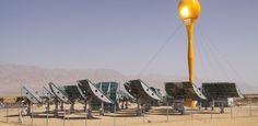 ISRAELI COMPANY OPENS SOLAR PLANT IN SPAIN - AORA Plant - Environment News - Israel