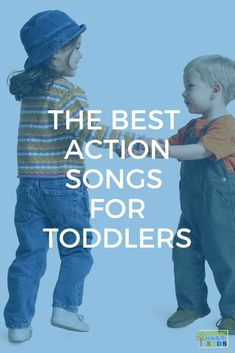 Toddlers are naturally drawn to movement and music. Today I am sharing some of my favorite toddler songs with actions, movement songs for kids. Proprioceptive Activities, Gross Motor Activities, Indoor Activities For Kids, Hands On Activities, Toddler Activities, Summer Activities, Family Activities, Outdoor Activities, Music For Toddlers