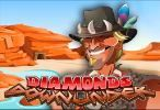 The #DiamondsDownUnder Slot Machine is a five-reel, fifteen pay-line game from Rival. It has free spins, a bonus round, scatters, wilds, and a jackpot of up to 15,000 coins.  With an Outback theme, this slot has different types of #animals that you would find in #Australia's open land. From a kangaroo crossing sign to a crocodile #Dundee character. These will payout 3 when three appear on a pay-line and up to 500 when 5 appear.