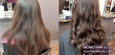 She looks ravishing indeed. Digital Perm, Best Hair Salon, Perms, Medium Long, Salons, Hair Color, Hairstyles, Long Hair Styles, Beauty
