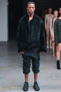 Say it ain't so Yeesy!!! Yeezy (Kanya West) Fall 2015 Ready-to-Wear Fashion Show!