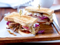 Sandwich-Rezepte - belegte Brote deluxe! - porchetta-sandwich-2