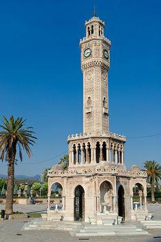 Clocktower (Izmir, Turkey)