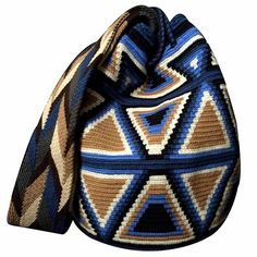 $80.00 Retail Price LARGE Mochila Wayuu Bag   RETAIL + WHOLESALE   Handmade and Fair Trade Wayuu Mochila Bags LOMBIA & CO.   www.LombiaAndCo.com