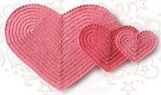 Share Knit and Crochet: Crochet Shape Of My Heart